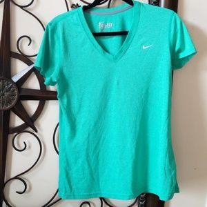 Nike dry- fit T shirt